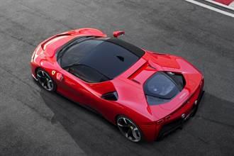 Ferrari SF90 Stradale的內在美 如同美味的「義式培根」