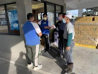 加油站員工開錯發票金額增10倍  熱心警協助追回