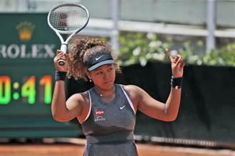 網球》大坂直美宣佈退出溫網 休養期將專心備戰東奧
