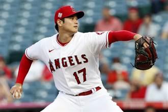 MLB》大谷翔平6局僅失1分 美技撲接刺殺對手出局