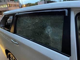 車禍引發糾紛 台中Uber司機遭賓士車主以1打5痛毆