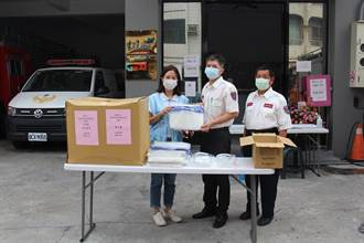 苗木之鄉防疫再升級  民眾進鄉公所未戴口罩 「防疫自助機」發警示