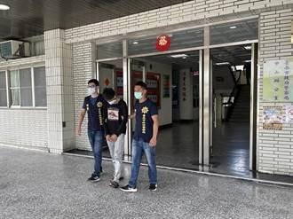 台南蔡姓藥頭疫情期間不安分 出入各旅館販毒終被逮