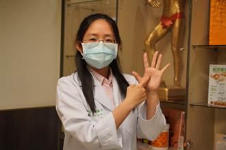 染疫恐隱形缺氧 中醫指發作時可按這3處