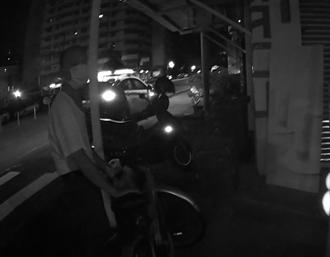 8旬翁騎鐵馬出門迷航 中市警熱心助返家