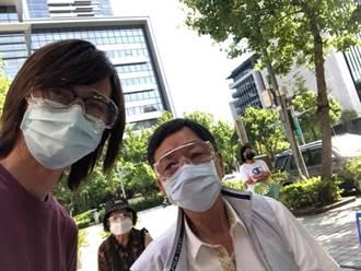 獨》今帶81歲爸媽接種疫苗 林隆璇坦言擔心曝施打過程