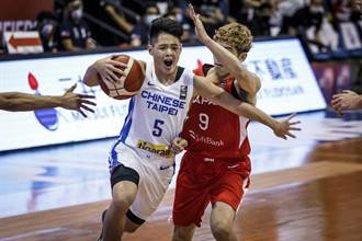 亞洲盃資格賽》實在贏不了!中華男籃再輸日本37分