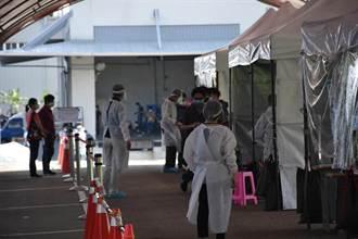 竹南運動公園快篩站今篩出7陽性 已送PCR檢測