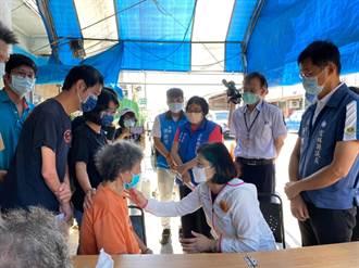 雲林縣再增2長者打疫苗後猝逝 張麗善前往上香及慰問家屬