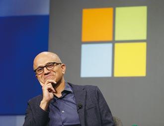 微軟執行長納德拉 兼任董座