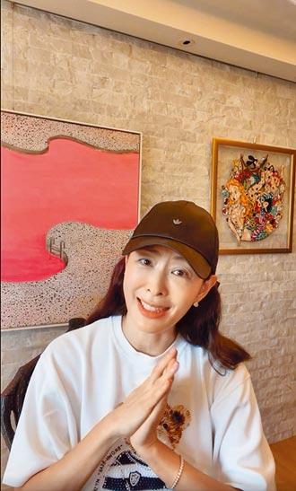 總統來電致謝 賈永婕回邀路跑