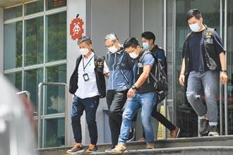 涉違反國安法 香港壹傳媒5高層被捕