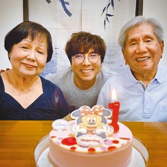 郭子盼疫情過後帶雙親遊日本