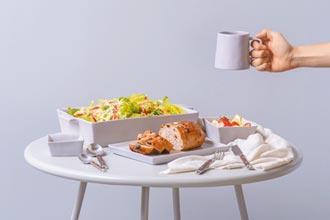精巧廚藝搭食器 秒變美食網紅