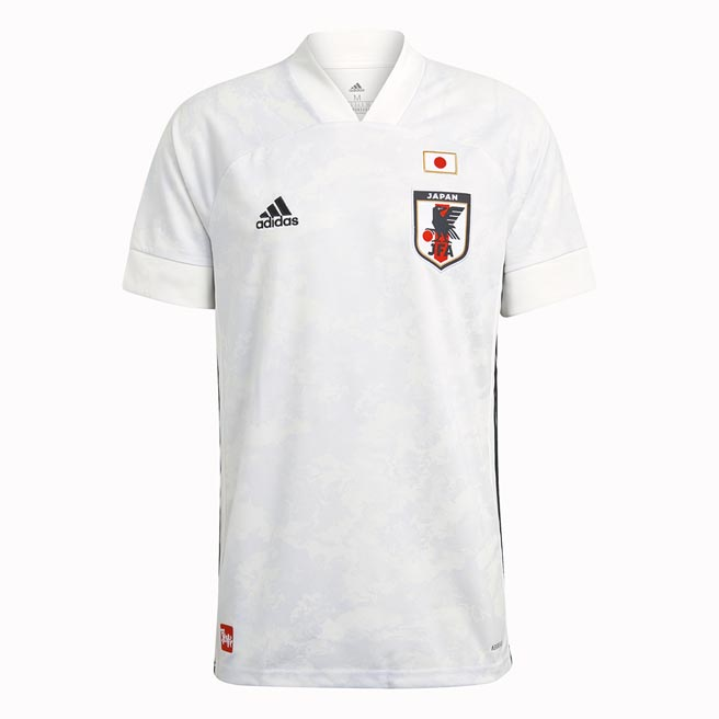 adidas日本客場球衣,2690元。(adidas提供)