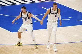NBA》即將拆夥?美媒爆東契奇與波爾金吉斯互看不順眼