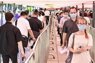 廣東增6例本土病例 深圳機場餐廳員工染變種病毒