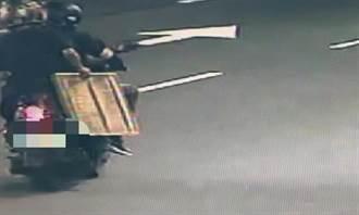 女借友人機車竟被騎去行竊 警循線逮2名真凶