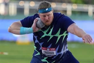 田徑》美國鉛球名將突破自我 23公尺37破31年世界紀錄