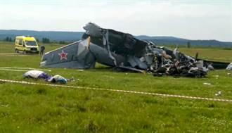 飛機墜毀西伯利亞 造成4死4重傷