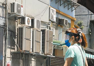 18日達歷年單日次高 天氣炎熱 用電量再創紀錄