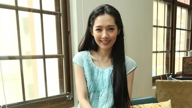 台灣女星郭碧婷。(圖/ 取自中時資料庫)