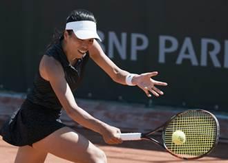 伯明罕網賽》錯過5個賽末點 謝淑薇女雙止步4強
