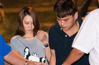 夜店殺警案富二代夫妻更審判8年 再遭境管8月