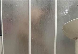洗澡慘被直盯偷窺 人妻曝光沐浴照遭網歪樓急澄清