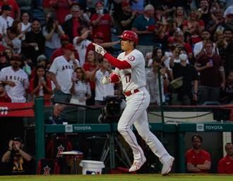 MLB》大谷翔平又炸裂 22轟追平個人生涯最佳