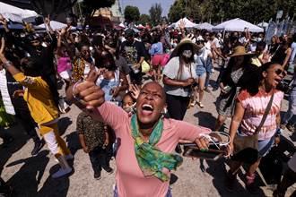 全美慶祝六月節 民眾:拜登承認非裔重要性
