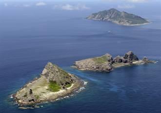 陸海警船再入釣島周邊海域 日巡邏船警告