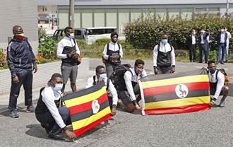 東奧》烏干達代表團一成員確診 代表隊第一人