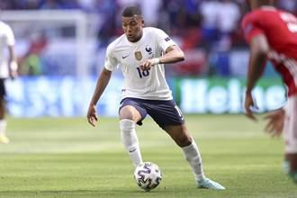 歐國盃》死亡之組四隊都還活著 葡萄牙末輪將強碰法國
