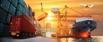 上海出口貨櫃指數1年漲3倍 大陸到歐美航線價格年漲5-10倍