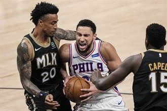 NBA》系列賽罰球43中14 名記曝西蒙斯已無交易價值