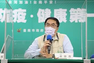 台南4起接種AZ疫苗死亡 黃偉哲呼籲避免長者一個人在家
