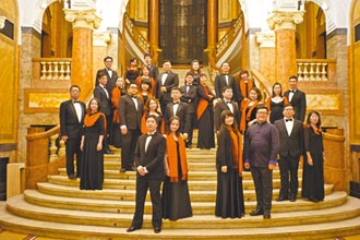 台灣2合唱團 再登匈牙利合唱節