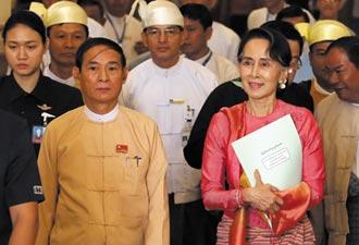 中國盼緬甸 政治對話解決分歧