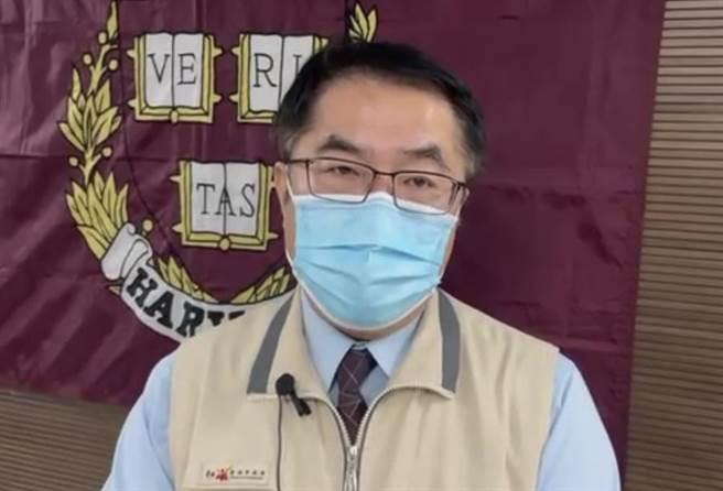 台南市長黃偉哲說,250萬劑莫德納疫苗抵台,是台灣疫苗接種序列的及時雨。(台南市政府提供/曹婷婷台南傳真)