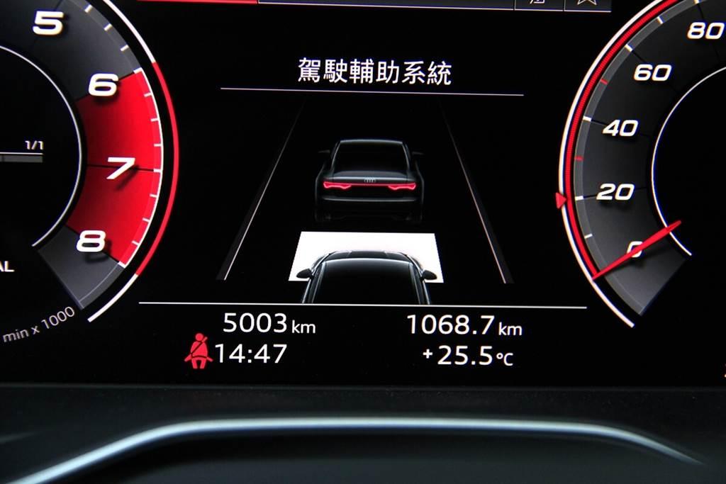 塞車輔助系統為ACC的另一項延伸功能,塞車輔助可以在塞車、車速小於65 km/h的情況下,於健全道路上接管轉向。此系統使用雷達、超音波感知器及前攝影機,藉由輕微調整轉向來引導車輛並在系統極限內跟隨前方車流。執行時,塞車輔助會利用車道標線和道路上的其它車輛進行定位。當塞車輔助到達其系統極限時-例如:當車流舒緩或前方有急彎時,則駕駛者必須再次完全接手。