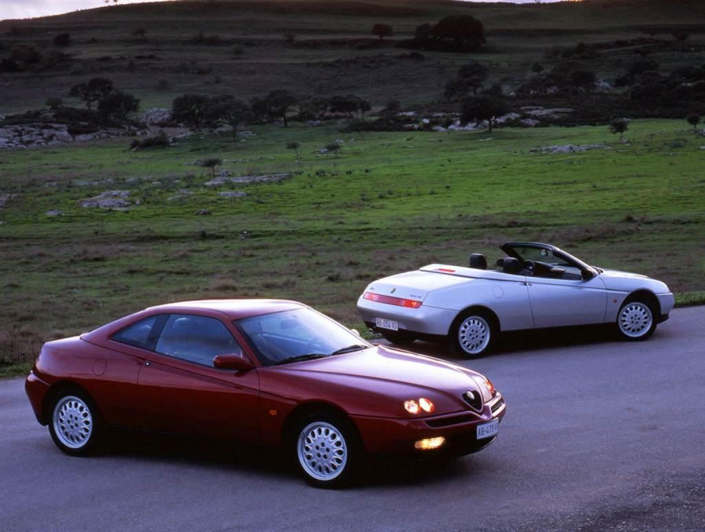 Alfa Romeo 中長期計劃全面更新,GTV 將轉型成為「電動化」4 Door Coupe 作為品牌旗艦