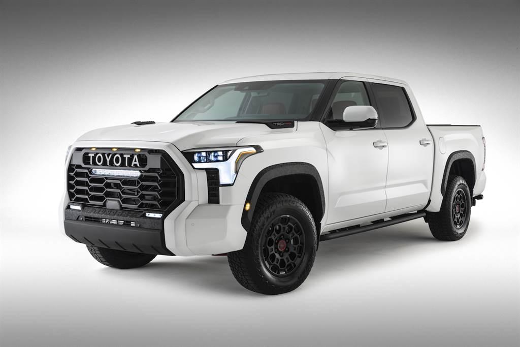 你洩我底我就公開!Toyota 公布首張 Tundra TRD Pro 官方照