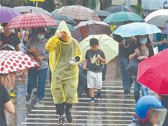 不斷更新》暴雨炸中南部 10縣巿豪大雨齊發 彰投一級淹水警戒
