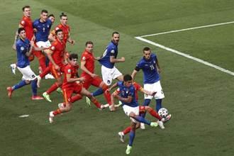 歐國盃》義大利連續30場不敗 零失球全勝晉級