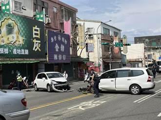 精神不濟過彎釀2車對撞 害對向駕駛骨折