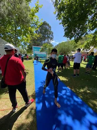 東京奧運》游泳馬拉松卓承齊亞洲第二 無緣奪參賽門票