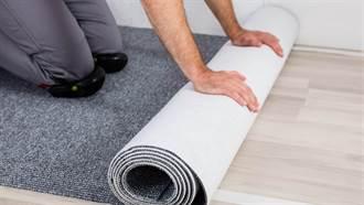 買中古屋裝潢 一掀地毯驚覺是「命案凶宅」!網友嚇瘋:最恐怖的開箱