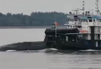 影》網曝陸039C隱形新潛艦 顯著新設計成亮點