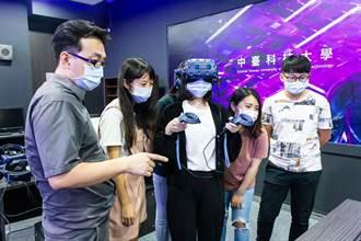 宏達電聯手中臺科大  導入全方位VR學習計畫